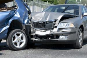 תאונת דרכים כתוצאה של מהירות
